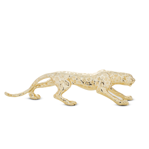 Small Gold Leopard
