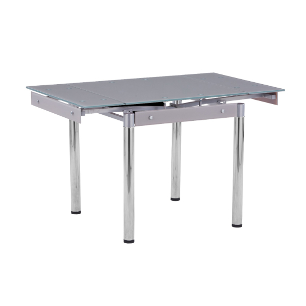 Casey Grey Extending Dining Table