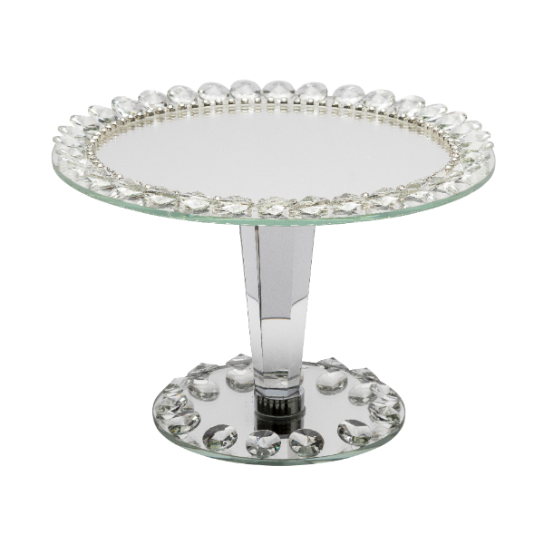 Crystal Brilliant Cake Stand