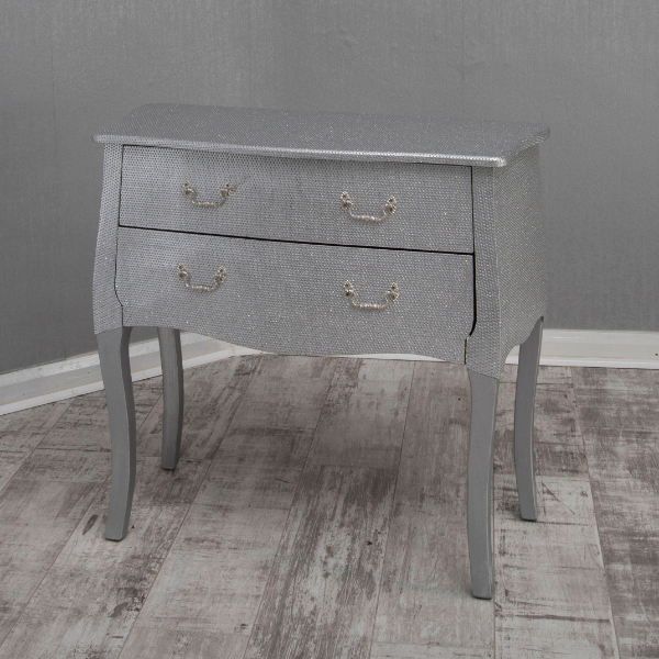 Tanner Silver Chest