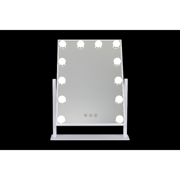Cabaret LED Table Mirror